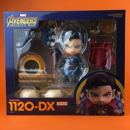 Nendoroid Dr. Strange Infinity Edition Dx Ver. 1120 DX
