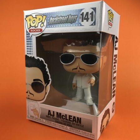 Funko POP Aj McLean Backstreet Boy 141