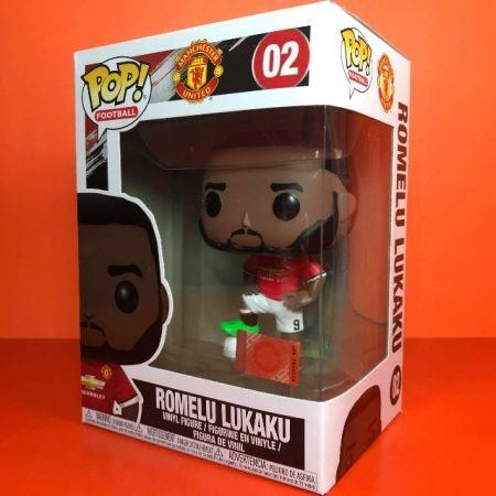 Funko POP Romelu Lukaku Football Manchester United 02