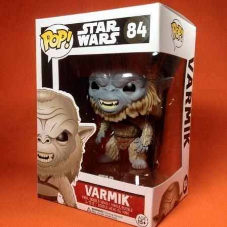 Funko POP Varmik Star wars 84