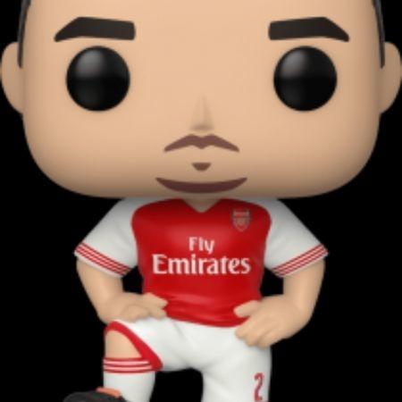 Preorder Funko Pop Football Hector Bellerin Arsenal
