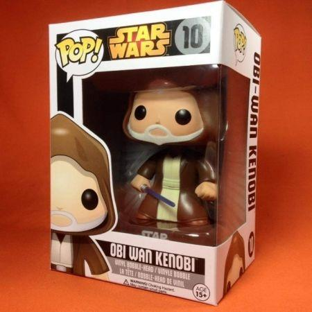 Funko POP Obi wan Kenobi Star wars 10