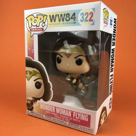 Funko POP Wonder Woman Flying WW 84 Wonder Woman 322