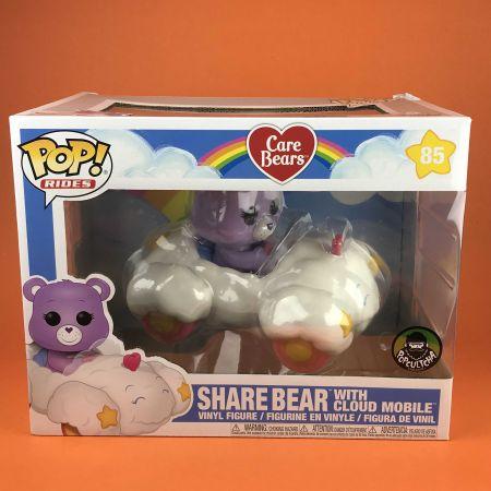 Funko POP Share Bear (With Cloud Mobile Care Bears 85