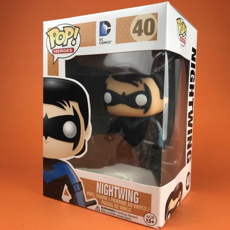 Funko POP Nightwing DC Comics 40