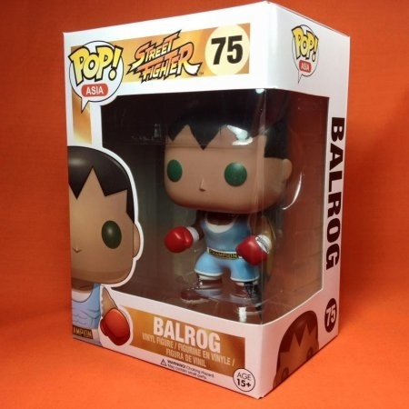 Funko POP Street fighter- Balrog 75