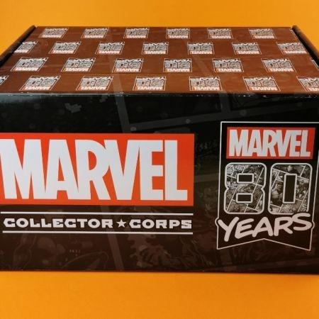 Funko Marvel Collector Corps 80 Years