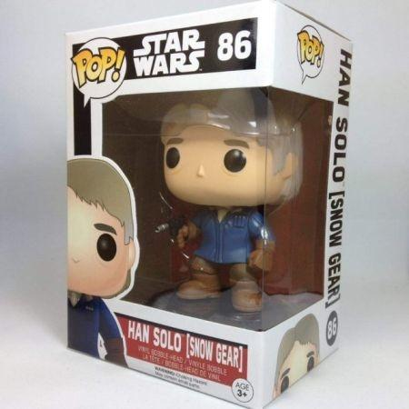 Funko POP Han Solo [Snow Gear] Star wars 86