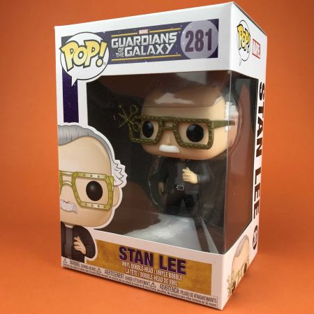 Funko POP Stan Lee Guardians of the Galaxy 281