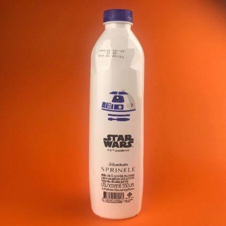 Star wars Sprinkle Water R2D2