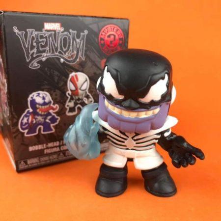 Funko Mystery Minis Venomized Thanos Glow in the Dark