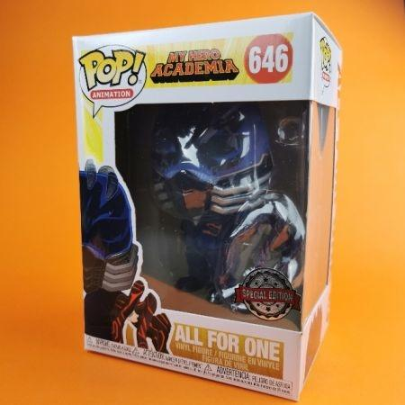 Funko POP All For One My Hero Acabemia 646