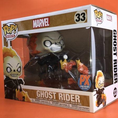 Funko POP Rides Ghost Rider Preview Exclusive