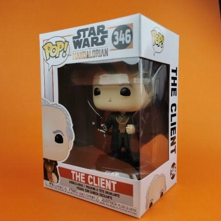 Funko POP Mandalorian The Client Star Wars 346