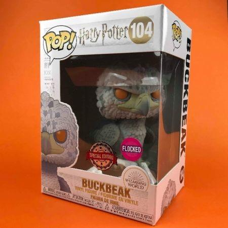 Funko POP Buckbeak Exclusive Flocked Harry Potter 104
