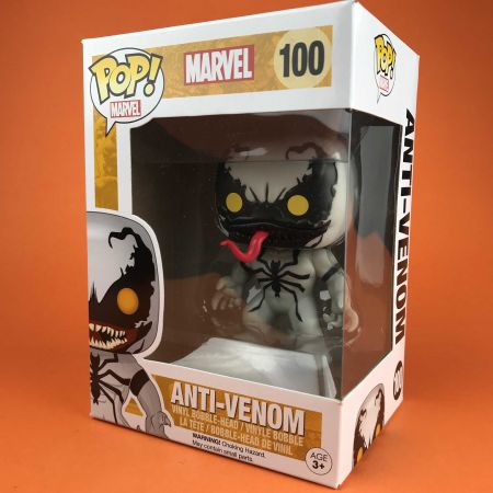 Funko POP Anti Venom Marvel 100