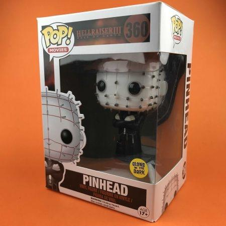 Funko POP Pinhead Hellraiserih Glows In The Dark 360