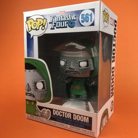 Funko POP Doctor Doom : Fantastic Four