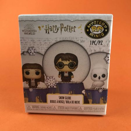 Funko Harry Potter Snow Globes Mystery Minis Random Single Unit