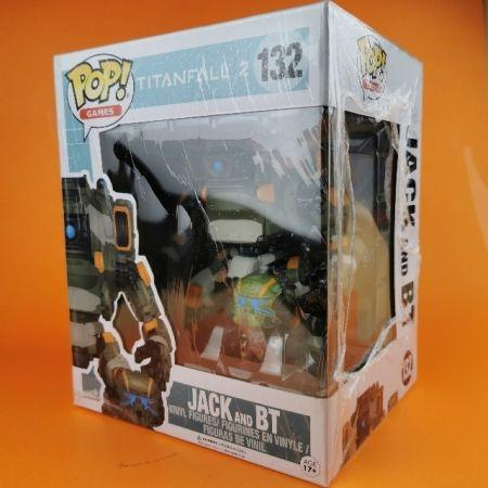Funko POP Jack And BT Titanfall 2 132