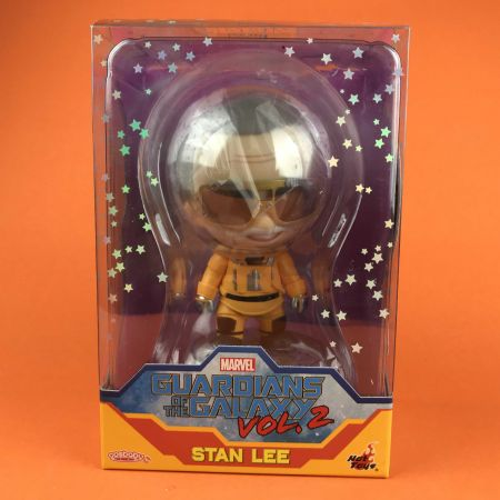 Cosbaby Hot Toys Stan Lee Guardians of the Galaxy Vol 2