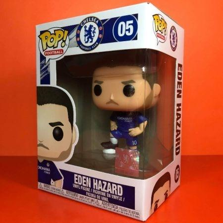 Funko POP Eden Hazard Football Chelsea 05