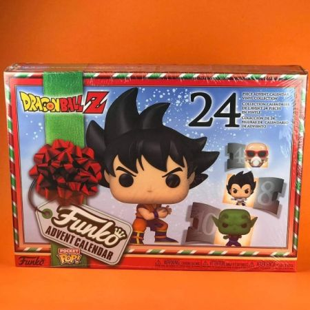 Funko Dragon Ball Z Advent Calendar Pocket POP