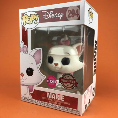 Funko POP Marie Flocked The Aristocats 294