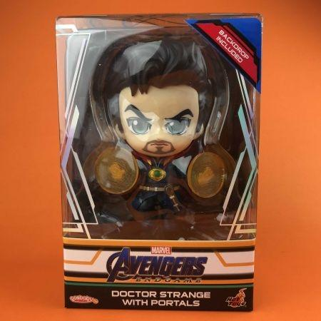 Cosbaby Doctor Strange with Portals Avengers Endgame