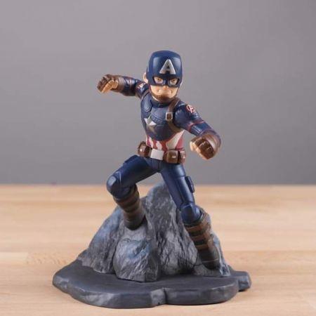 Toylaxy Premium PVC Captain America Avengers Endgame Wave I