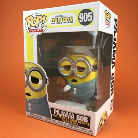 Funko POP Pajama Bob Minions the Rise of Gru 905