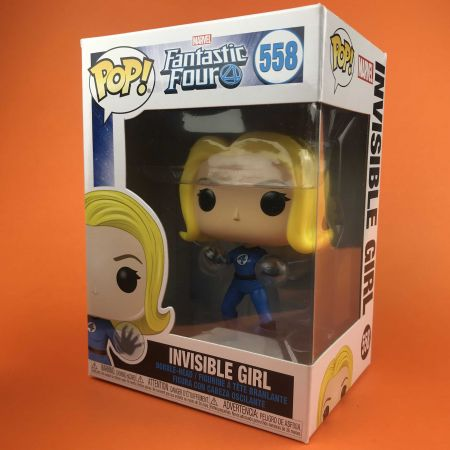 Funko POP Invisible Girl : Fantastic Four