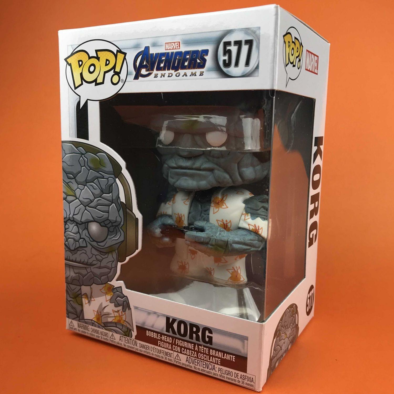 Funko POP Korg Avenger Endgame Gamer 577