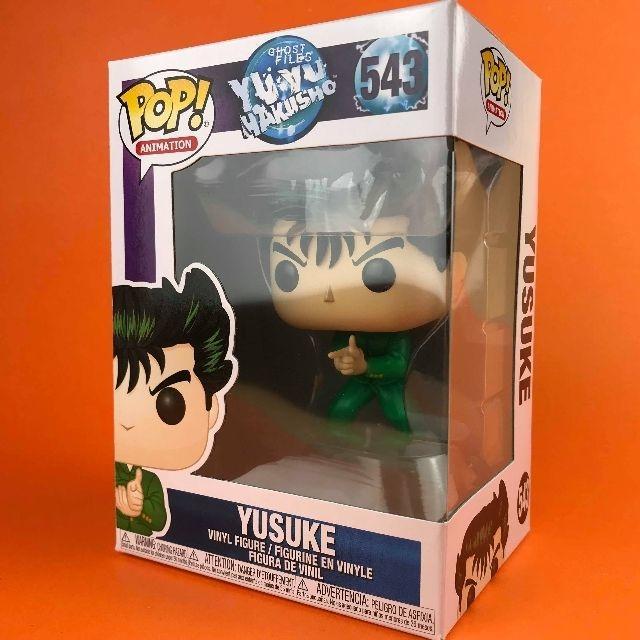 Funko POP Yusuke Yu Yu Hakusho 543