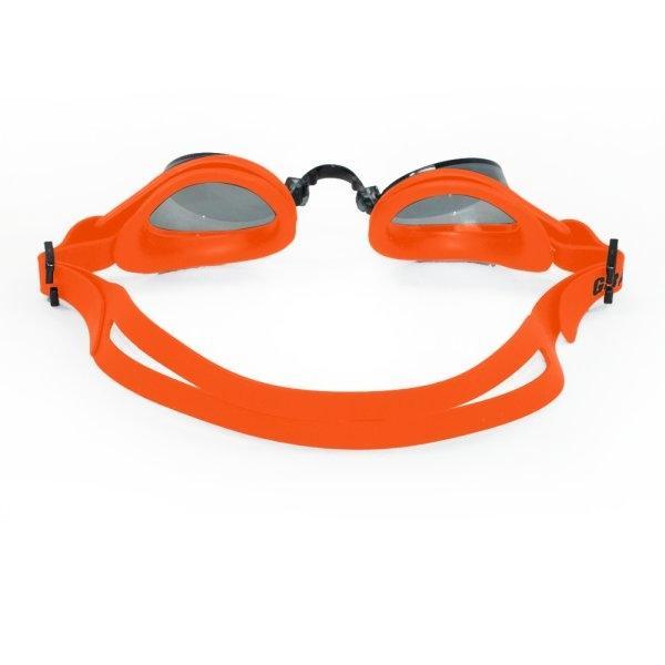 แว่นตาว่ายน้ำเด็ก (สีส้ม) รหัส :343387
