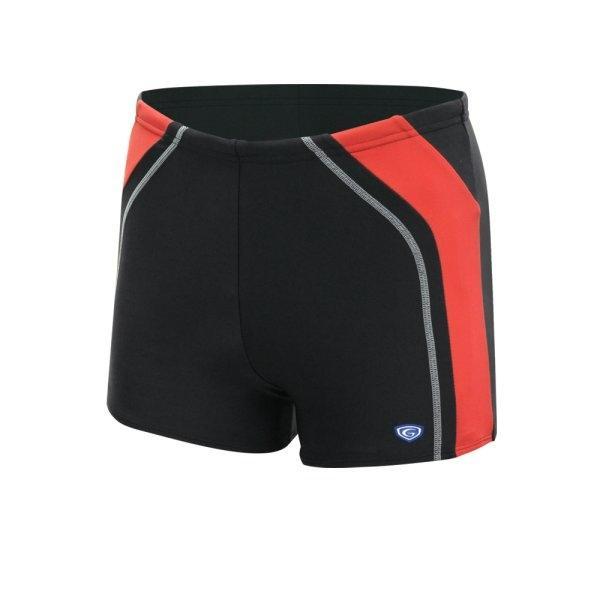 กางเกงว่ายน้ำชายขาสั้น (สีดำ) : 342190