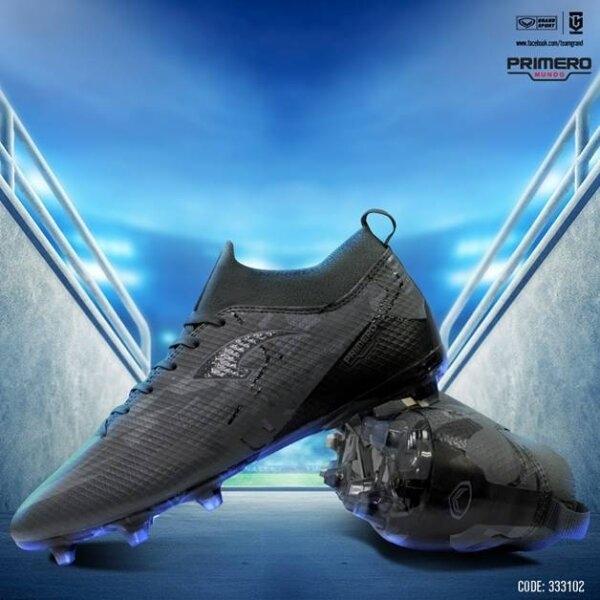 รองเท้าฟุตบอลแกรนด์สปอร์ต รุ่น PRIMERO MUNDO (สีดำ) รหัสสินค้า : 333102