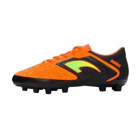 รองเท้าฟุตบอลเด็ก รุ่นเบิร์นเนอร์4(สีส้ม) รหัส:333088
