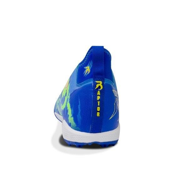 รองเท้าร้อยปุ่ม รุ่น RAPTOR รหัส: 333094 (สีน้ำเงิน)