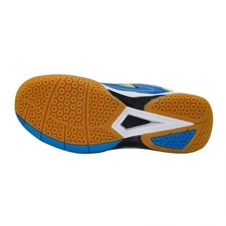 รองเท้าคอร์ท รุ่น Poison Frog (สีฟ้าเหลือง) รหัส :332502