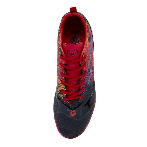 รองเท้าฟุตบอลร้อยปุ่มแกรนด์สปอร์ต รุ่น BETTA (สีแดง) รหัส : 333093