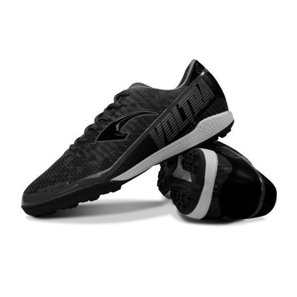 รองเท้าฟุตบอลร้อยปุ่ม รุ่น Voltra รหัส : 333098  (สีดำ)