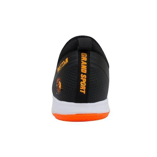 รองเท้าฟุตซอลแกรนด์สปอร์ต รุ่น ไก่ชน รหัส :337024 (สีดำ)