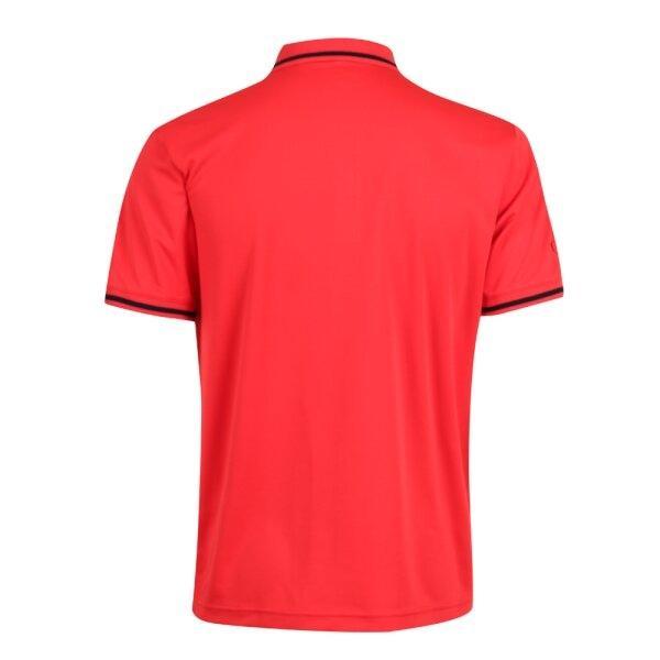 เสื้อคอปก ไทยลีก แบทเทิลบอล กิเลน รหัส :333307 (สีแดง)
