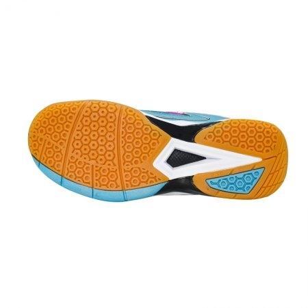 รองเท้าคอร์ท รุ่น Poison Frog (สีเขียวชมพู) รหัส :332502