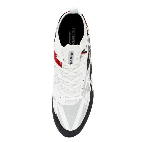 รองเท้าฟุตบอลแกรนด์สปอร์ต รุ่น PRIMERO MUNDO (สีขาว) รหัสสินค้า : 333102