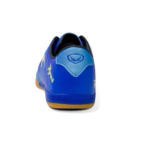 รองเท้าฟุตซอลรุ่น RAPT0R R Kid รหัส: 337019 (สีน้ำเงิน)