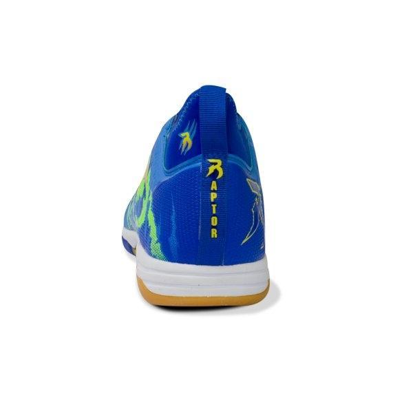 รองเท้าฟุตซอลรุ่น RAPTOR รหัส: 337018 (สีน้ำเงิน)