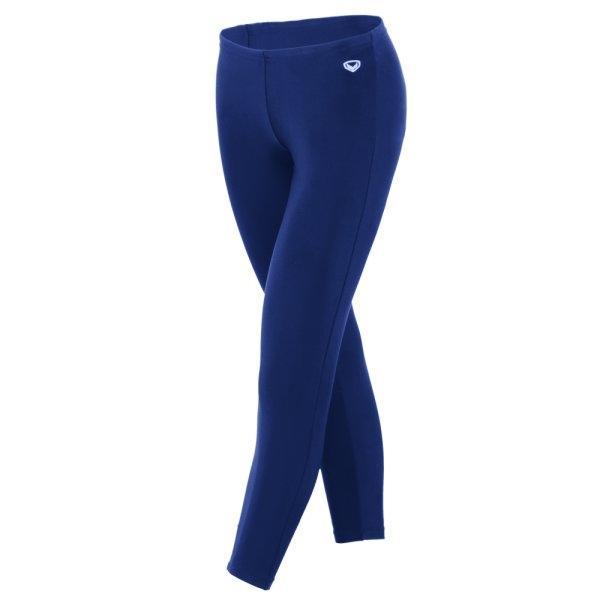 กางเกงว่ายน้ำหญิงขาห้าส่วน สีล้วน รหัสสินค้า : 342677 (สีกรม)