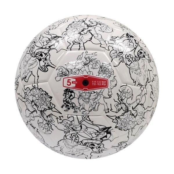 ลูกฟุตบอลไฮบริด Battle Ball เบอร์ 5 รหัส : 331103